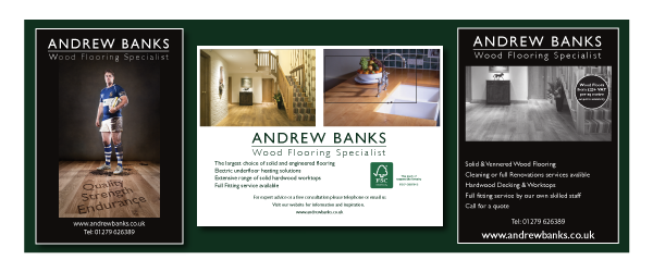 andrew banks design services