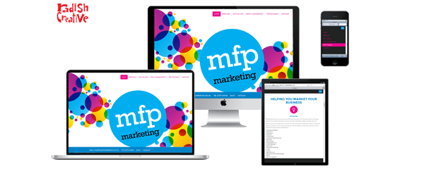 mfp marketing web design